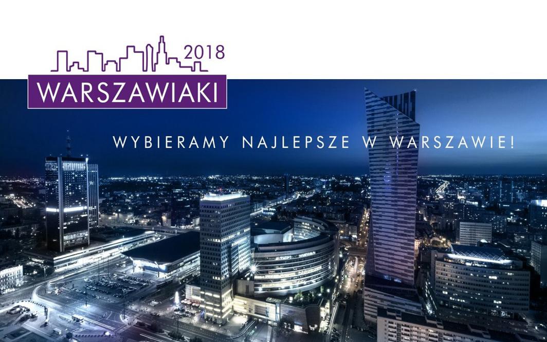 """Wystartowała 5. edycja plebiscytu na """"najlepsze w Warszawie""""!"""